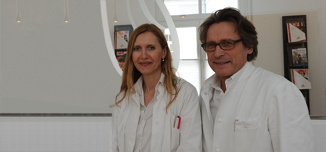 Dr. W. Schneider und Dr. R. Görse Ihre Frauenärzte in Regensburg